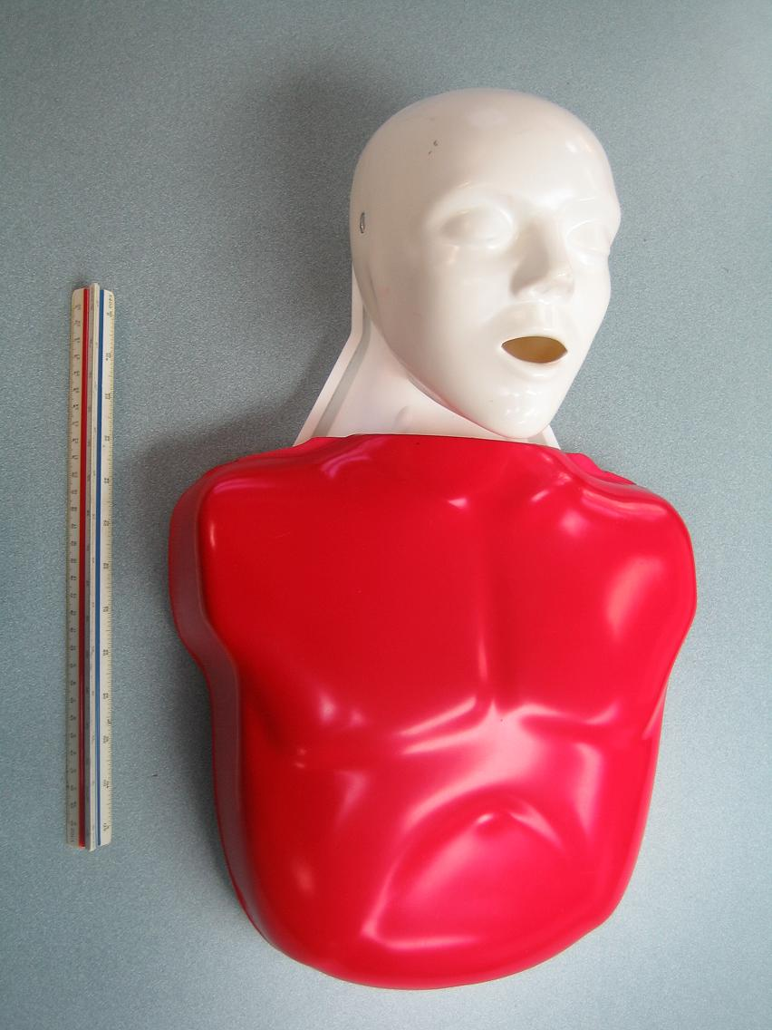 Cpr courses professional first aid and cpr courses cpr mannequin used in courses xflitez Image collections