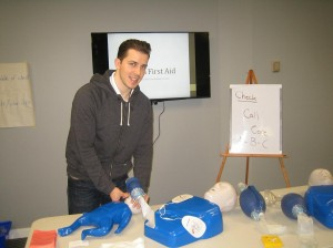 First Aid and CPR Courses in Saskatoon