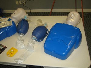 First and CPR Training Classes