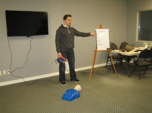 First Aid and CPR Courses in Mississauga