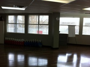 Training Classroom in Windsor