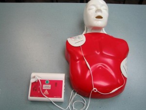 CPR and AED only courses